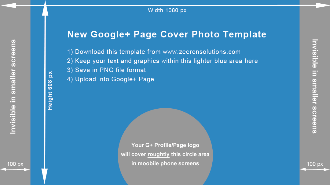 Download new google plus page cover photo template googleplus cover template sciox Choice Image