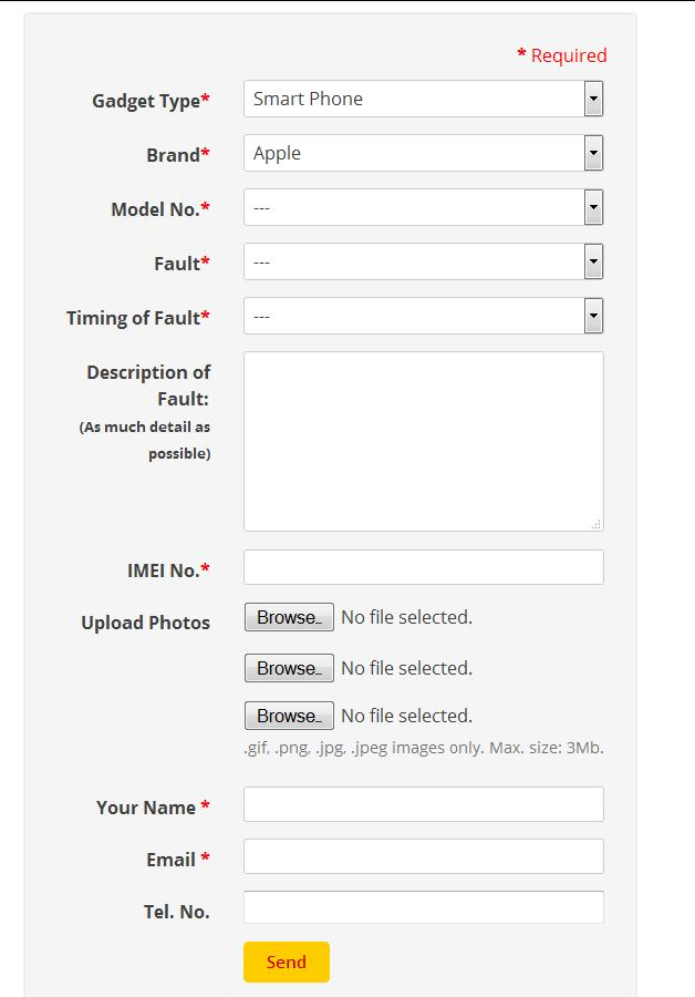 How To Make Contact Form  Plugin Fields Responsive  Full Width