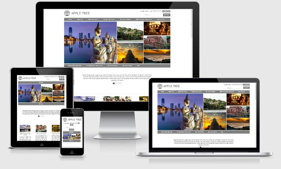 wordpress travel website